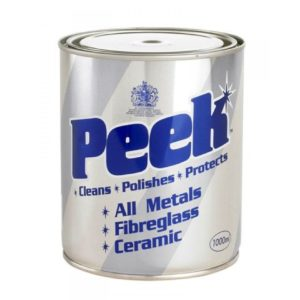 Peek Metal Polish 1ltr