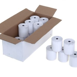 Till Rolls 80mm x 80mm x 17.5mm Thermal