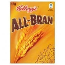 Kelloggs All Bran 45g Carton 40's-0