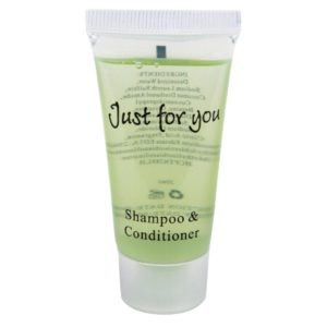 Just for You Shampoo & Conditioner - 20ml (100 Tubes)