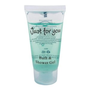 Just For You Bath/Shower Gel - 20ml (100 Tubes)