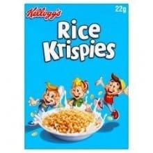 Kelloggs Rice Krispies 22g Carton 40pk-0
