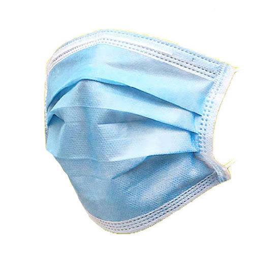 Disposable Face Mask 3ply Blue