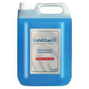 Alcohol Hand Sanitiser Gel 5ltr Hand Rub